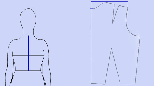 how to make bodice block from body measurements